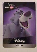 Disney Infinity 3.0 Disney Baloo Web Code Card