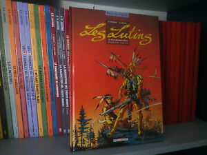 Les Lutins Tome 3 : Puckwoodgenies 1 - Ed Originale 1996 - COMME NEUF