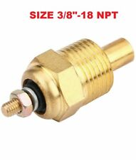 MERCRUISER V8 WATER TEMPERATURE SENDER SENSOR 5.0L 5.7L 6.2L 7.3L 7.4L 8.2L