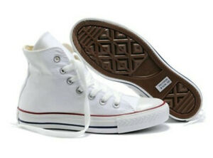 Converse Unisex Chuck Taylor Classic Colour All Star Hi Lo Tops Size Trainers UK