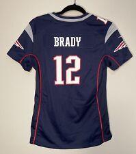 NWOT Nike NFL On Field New England Patriots Tom Brady Women's Small Jersey