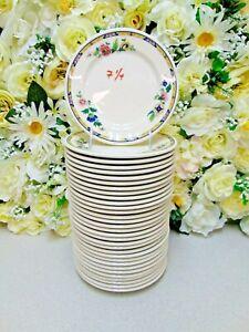 ❤ Syracuse DEWITT Salad Dessert Pie Plate 7 1/4 Inches