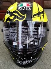 New Valentino Rossi Winter Test 11 Agv GP Tech Race Helmet XS small corsa pista