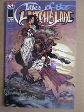 1997 IMAGE/TOPCOW COMICS TALES OF THE WITCHBLADE #2 DAVID FINCH/J.D. SMITH COVER