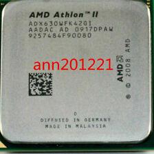 1PC AMD CPU Athlon II X4-630 2.8GHz Socket AM3 ADX630WFK42GI