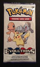 Pokemon Evolutions Sample Pack - Contains 3 Cards RARE Pokemon Cards