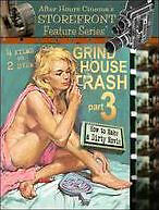 PRE ORDER: GRINDHOUSE TRASH PART 3: FOUR MOVIE COLLECTION - DVD - Region 1