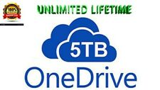 Onedrive 5TB Lifetime Account  - Fast Delivery