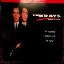 The Krays / Widescreen -  Laserdisc Buy 6 for free shipping