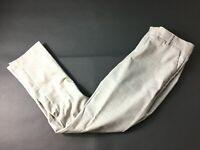 Banana Republic Womens Gray Dress Pants Size 6R Martin Fit