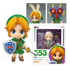 LINK figure THE LEGEND OF ZELDA good smile MAJORA'S MASK 3D version NENDOROID