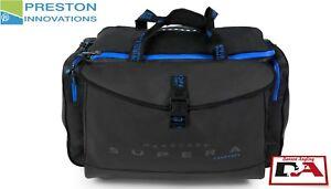Preston Innovations Supera Hardcase Carryall NEW Preston Supera Luggage P0130070