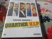 """DVD NEUF """"QUARTIER VIP V.I.P"""" Johnny HALLYDAY Pascal LEGITIMUS Francois BERLEAND"""