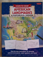 Walter Foster American Landscapes Learn to Draw Book