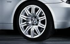 """19"""" BMW OEM E60/E61 GENUINE OEM WHEELS STYLE 172M DOUBLE SPOKE WITH  TIRES!!"""