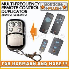 Remote Control Duplicator for HORMANN HS1,HSE1,HS2,HSE2,HS4 868mhz Blue Buttons