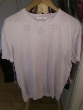 Givenchy Pink Stars T Shirt 100% Genuine