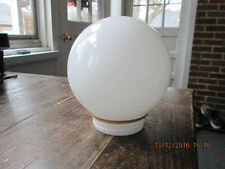 FREE SHIPPING!!  SAUNA WALL / OUTDOOR LIGHT REPLACEMENT GLASS GLOBE