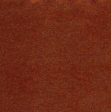 Exotic Metallic Copper Vinyl Upholstery Fabric 2 yards Os2
