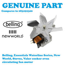 VALOR 444443696 VBI60FP Cooker Oven Fan Motor