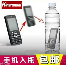 Cell Phone Into Bottle Thumb Tip Street Magic Criss Angel For Magician F&S