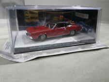 UH BOXED 1:43 James Bond Mercury Cougar Universal Hobbies Oh Her Majesty Secret