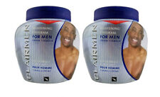 Clairmen Lightening Cream 500 mi Jar for men (pack of 2)