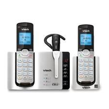 VTECH DS6771-3  3 HANDSET CORDLESS PHONE