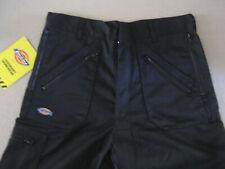 """Pantalon de travail neuf """"DICKIES"""" redhawk noir t.40 R (usa 30 carhartt schott)"""