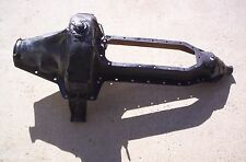 FORD  MODEL T OIL  PAN  WITH  FRAME  MOUNTS    ---Check this out---