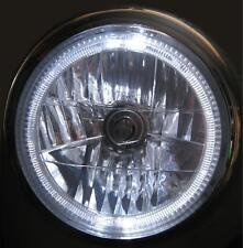 Halogen Angel Eye Headlights for Mazda MX5 /Eunos Headlamps H4 LED upgrade parts
