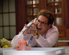 Jonah Hill signed 10x8 The Wolf of Wall Street photo In Person COA [15087]