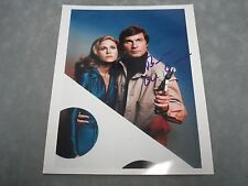 AUTHENTIC  **GIL GERARD  BUCK ROGERS SIGNED PHOTO** C.O.A.
