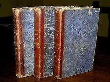 T776_A. DUMAS - LES DEUX DIANE - 1861 - 3 Volumi