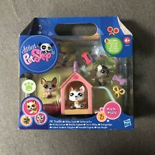 LPS Littlest Pet Shop Dog Puppy Triplets Petriplets #1876 #1877 #1878 New Sealed