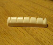 1 5/8 GUITAR NUT PLASTIC NECK PART PARTS REPAIR REPLACE FIX 4 ACOUSTIC ELECTRIC