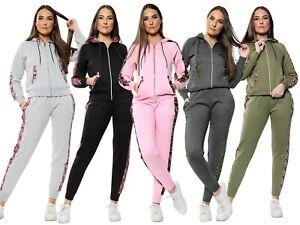 2PCS Women Tracksuits Loungewear Set Lounge Wear Ladies Top Hoodies Suit Pants