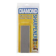 Eze-Lap DIAMOND PLATE SHARPENER 2x150mm 600 Grit, Hard Wearing,Easy Use-USA Made