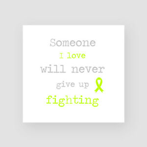 Lymphoma Cancer Support Card Get Well Soon Sympathy Thinking Of You Chemo