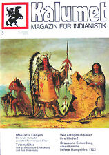 Kalumet 3/1973/74(Indianer/Indianistik/Karl May/Winnetou/Geschichte/Nordamerika)