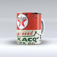 Texaco Oil Can Vintage Style Coffee Mug 11 oz Collectible