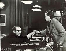 Six photos from the Soviet Movie OFFICE ROMANCE СЛУЖЕБНЫЙ РОМАН (1977)