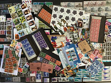 More details for quantity of gb stamps on stockcards etc.