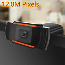 HD 720P Webcam Web Camera Video Recording for PC Laptop Desktop 30° Rotatable US