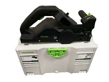 Festool HL 850 E-Plus GB Planer 110V | in Systainer SYS 3 T-LOC | 574552