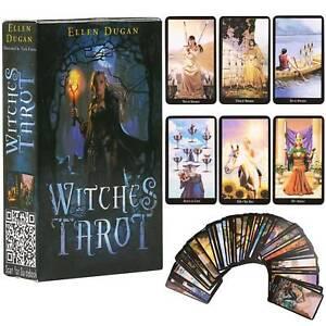 78 Karten Tarotkarten Orakelkarten Rider Waite Tarot Kartendeck Wahrsagekarten