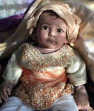 Puppe lebensecht Reborn Gudrun Legler Mathis limitiert