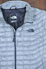 The North Face Thermoball Jacket Gray Men's XL