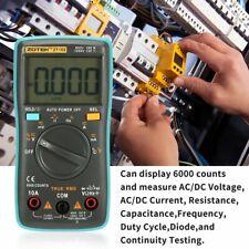 ZOTEK ZT102 Mini 6000 Counts Digital Multimeter AC/DC Voltage Current Tester ZT