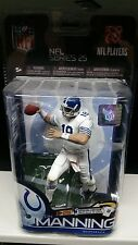 PEYTON MANNING #18 COLTS CLASSIC 55 UNIFORM McFARLANE NFL SERIES 25